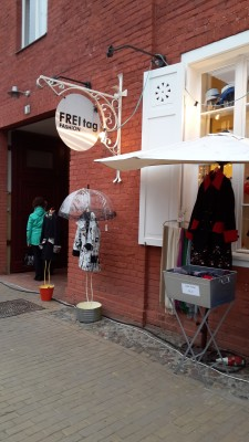 Front Laden Freitag Fashion Potsdam