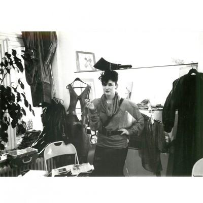 Astrid Meine Designerin Sato Sato Freitag Fashion