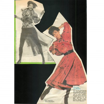 Bild der Frau 1985-2 Freitag FashionQR