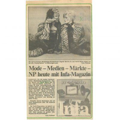 Neue Presse 1984QR
