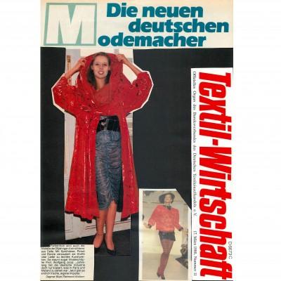 Textikwirtschaft 1988-1 Freitag FashionQR