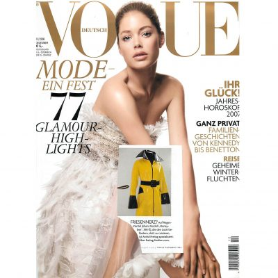 Vogue Freitag Fashion 2006QR