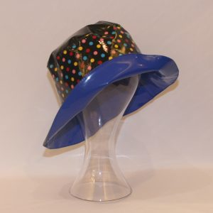 Hat Blue Dots